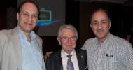 Our president Claudio Corra with Jaguar Stone