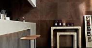 Russet (Wall) Aged Bronze (Floor)
